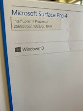"Microsoft Surface Pro 4 256GB, Wi-Fi, 12.3"" - Silver (Intel Core i7 - 16 GB RAM)"