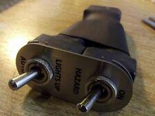 Hazard headlamp popup toggle switch Mazda MX-5 mk1 JASS vintage brushed s/s, MX5