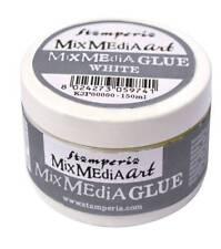 NEW Stamperia Mix Media Glue 150ml