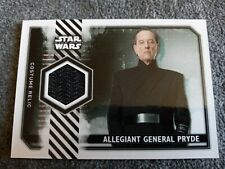 2020 TOPPS STAR WARS THE RISE OF SKYWALKER SERIES 2,COSTUME RELIC/50