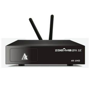 10 x  Zgemma H9S SE 4K UHD 1x DVB-S2X - Android / Enigma2 - WIFI NEW MODEL
