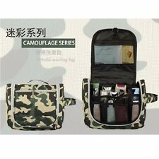 Camouflage Pencil Pen Cases Bags Cosmetic Makeup Storage Bag Canvas Purse New