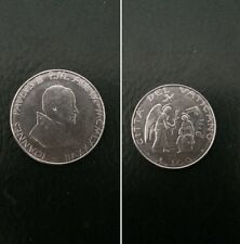 Città del Vaticano moneta 100 lire Papa Giovanni Paolo II del 1987