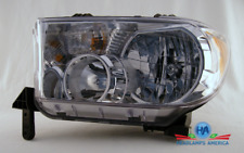 OEM Headlight - Toyota Tundra W/Level 10-13 Lh