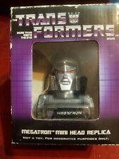 Transformers Megatron mini head replica