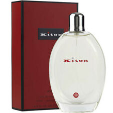 KITON by Kiton 4.2 oz edt Cologne Spray for Men (New Packaging) Retail Box