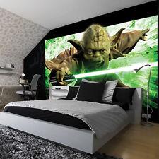 Tapete Fototapete Tapeten Disney Yoda Star Wars Marchen  Foto 13N1590P4