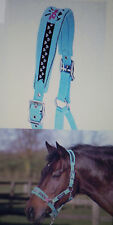 Tottie Paris Headcollar & Leadrope Set  NEW (PONY)