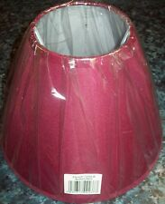 "9"" 23cm Coolie Lamp Shade Ceiling Lamp Light Shade - Burgundy"