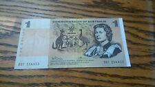 1983 Australia $1.00 Bank Note