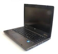 "New listing 14.1"" Probook 6465b Laptop Windows 7 Or 10 + Ms Office Dvdrw 4gb 120gb"