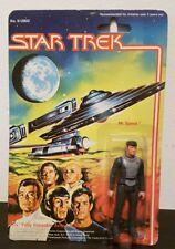 Mr. Spock MEGO STAR TREK ACTION FIGURE 3'' 3/4 MOC
