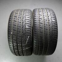2x Pirelli P Zero MO 255/35 R19 96Y DOT 2216 6,5 mm Sommerreifen