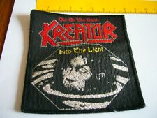 KREATOR – very rare old original 80s OUT OF THE DARK… Patch!!!