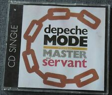 Depeche Mode, master and servant, Maxi CD France