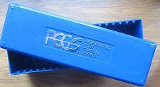 Blue PCGS Storage Box