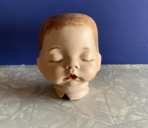 Ceramic / Porcelain Doll Head Serenity By Dianna Elfher 1938 Ultimate Collection
