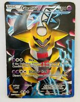 Authentic Giratina Full Art Pokemon Card