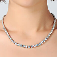 Round Crystal Clothing, Handbags & Shoes Costume Necklaces & Pendants