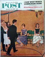 The Saturday Evening Post January 30, 1960 - FULL MAGAZINE