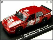 Alfa Romeo 75 Evo Imsa - P. Nieuwenhuis - Europe 1989 #306 - M4