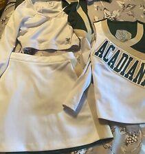 varsity cheerleading uniform