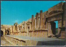 Jordanien Jordan used Post Card Postkarte Bauwerk building Petra [cm624]