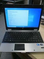 """HP EliteBook 8440p 14"""" Laptop i5-520M 2.4GHz 4GB 120GB SSD Windows 10 PRO"""