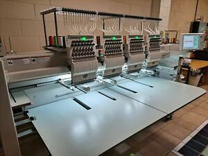 Tajima Commercial Embroidery Machine