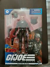 Major Bludd G.I. Joe Classified Cobra Island Target Exclusive