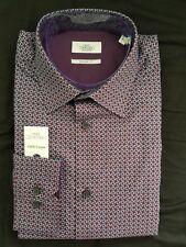 """NEXT Men's 100% Cotton Shirt UK Size 15"""" Regular Fit BNWT"""