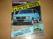 L'automobile N°362 Ford Fiesta.Gp de France.Rally Maroc