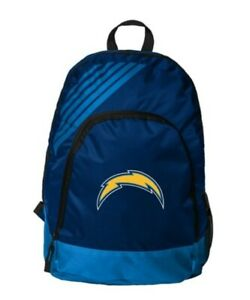 San Diego Chargers Backpack Book Gym Bag new nwt logo blue NFL