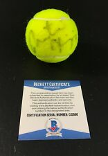 MARTINA HINGIS SIGNED WIMBLEDON TENNIS BALL AUTHENTIC AUTOGRAPH BAS BECKETT COA