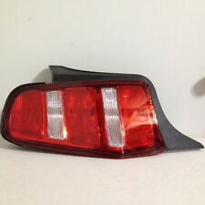 2010 2011 2012 Ford Mustang LH Left Driver Side LED Tail Light Genuine OEM Shiny