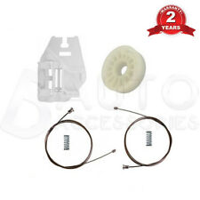 BMW E46 WINDOW REGULATOR REPAIR KIT REAR LEFT