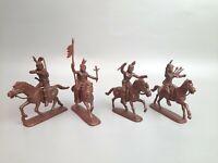 ATLANTIC 1:32 - Sioux Sitting Bull - Indianer Reiter  60mm  TOP  !!