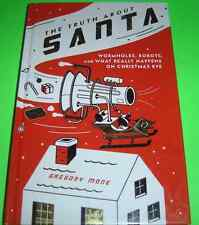 The Truth About Santa Wormholes Robots and What Really Happens on Christmas Eve