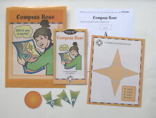 Evan Moor Geography Center Learning Resource Compass Rose Cardinal Directions