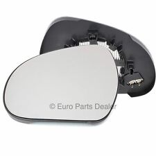 Wing mirror glass for Peugeot 207 06-12 Left Passenger side Electric