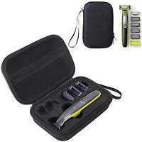 EVA Storage Bag Case Cover for New Norelco OneBlade QP2520/70/90/72/QP2630