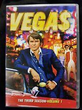Vegas: The Third Season, Vol. 1 (3-Disc Set), DVD