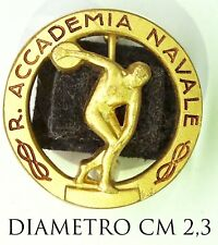 72) Distintivo Regia Marina Militare Regia Accademia Navale