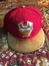 New Era Marvel Comics Avenger Iron Man Suit 59Fifty Exclusive Hat Fitted 7 5/8
