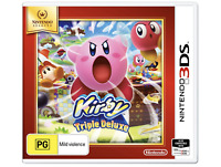Nintendo 3DS Kirby: Triple Deluxe Game - *BRAND NEW* AUS SELLER