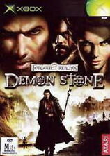 DEMON STONE (FORGOTTEN REALMS) *RARE* XBOX/XBOX 360 GAME *NEW* AUS EXPRESS