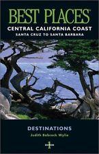 Best Places Central California Coast: Santa Cruz t