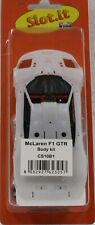 Slot It SICS10B1 McLaren F1 GTR Unpainted Body/Interior Kit 1:32 Slot Car Part
