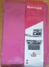 """Genuine Snugg MacBook Air & Pro 13""""  Pink Leather Protective Case"""