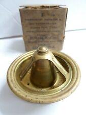 NORS 1933-1962 CHEVROLET PASS & CORVETTE RADIATOR THERMOSTAT 160 DEG 3136184